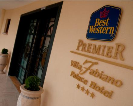 Looking for hospitality and top services for your stay in Cosenza - Rende? Choose Best Western Premier Villa Fabiano Palace Hotel
