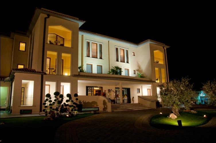 Hotel Villa Fabiano Cosenza