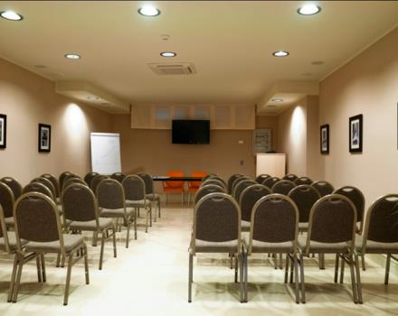 Looking for a conference in Cosenza - Rende? Choose the Best Western Premier Villa Fabiano Palace Hotel