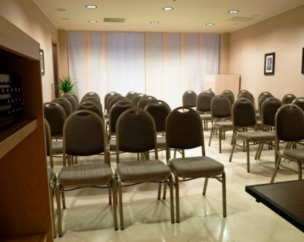 Do you have to organize an event? Are you looking for a meeting room in Cosenza - Rende? Discover the Best Western Premier Villa Fabiano Palace Hotel