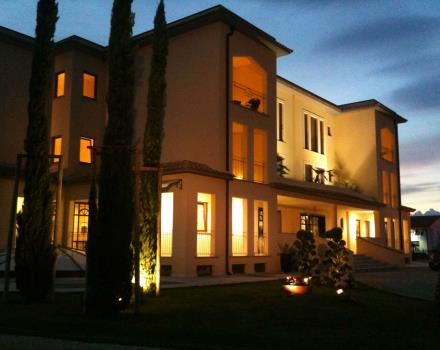 Visit - Cosenza Rende and stay at the Best Western Premier Hotel Villa Fabiano