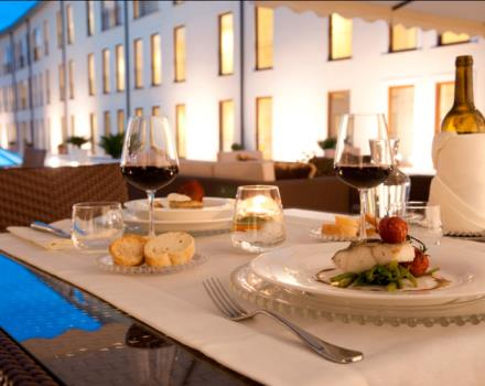 Best Western Premier Villa Fabiano Palace Hotel offers a high quality restaurant