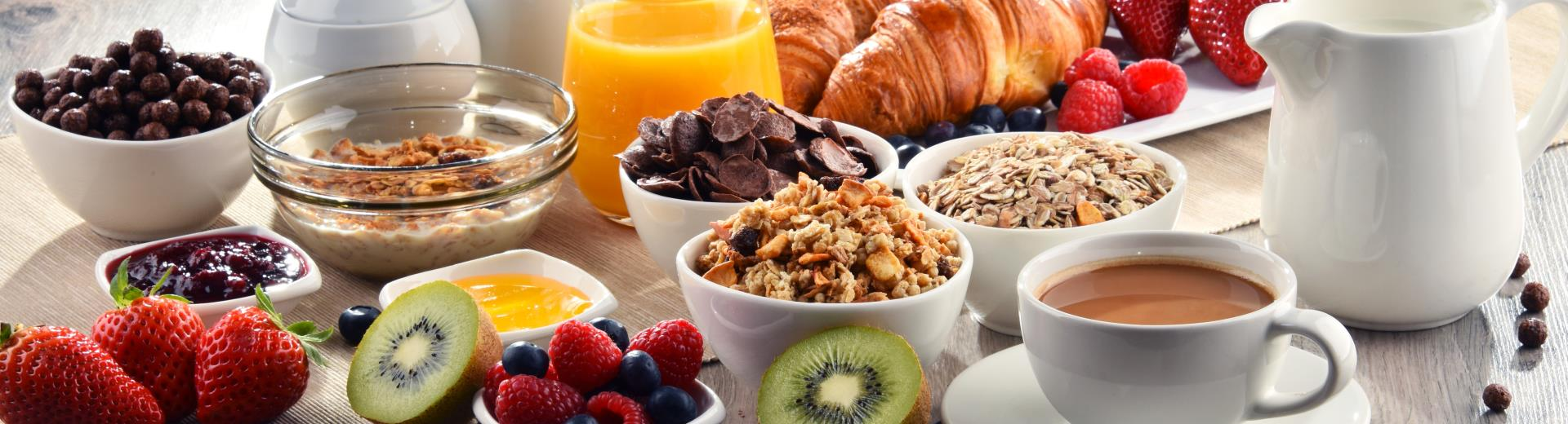 Free breakfast for partners Best Western Rewards® Platinum, Diamond and Diamond Select-BW Premier Hotel Villa Fabiano Cosenza Rende